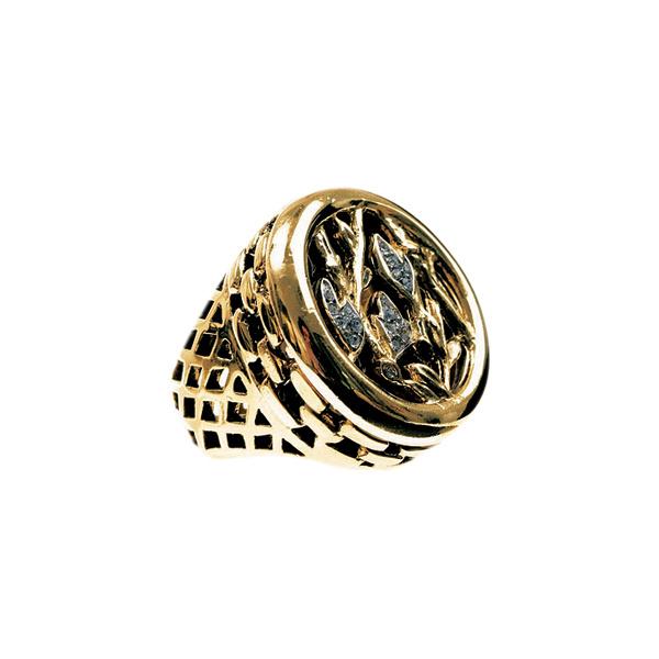 Перстень, Roberto Cavalli.