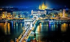 Будапешт: мечта художника