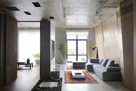 Лучшие интерьеры квартир 2014: вспомнить всё! | галерея [6] фото [1]