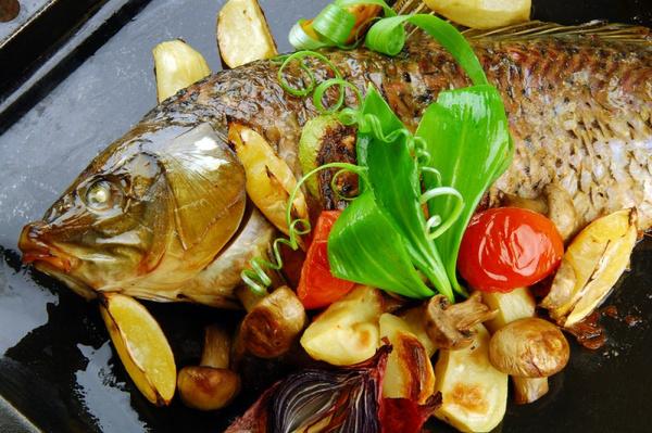 Все рецепты приготовления рыбы сазан
