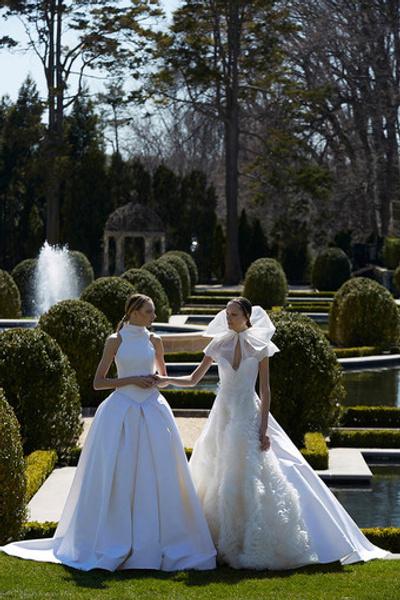 Лучшие коллекции Недели свадебной моды   галерея [4] фото [12]