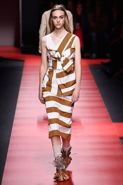 Неделя моды в Милане: день первый   галерея [2] фото [3]