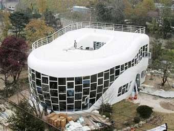 Оригинальные проекты домов