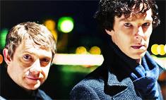 Сериал «Шерлок» вернется в 2015 году