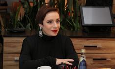 Тутта Ларсен побывала в Ульяновске с грудным сыном и мужем