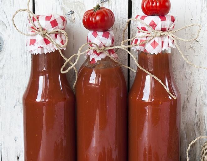 кетчуп с яблоками на зиму рецепты