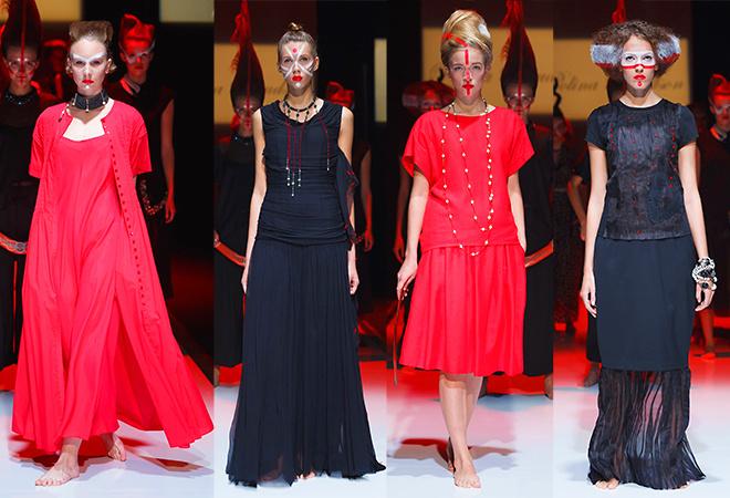 St. Petersburg Fashion Week SS 2015, Polina Raudson