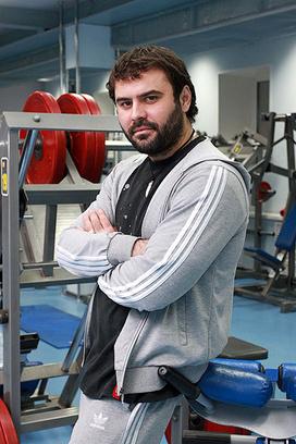 Омск, фитнес-тренеры Омска, фитнес-клубы Омска, Павел Гришин