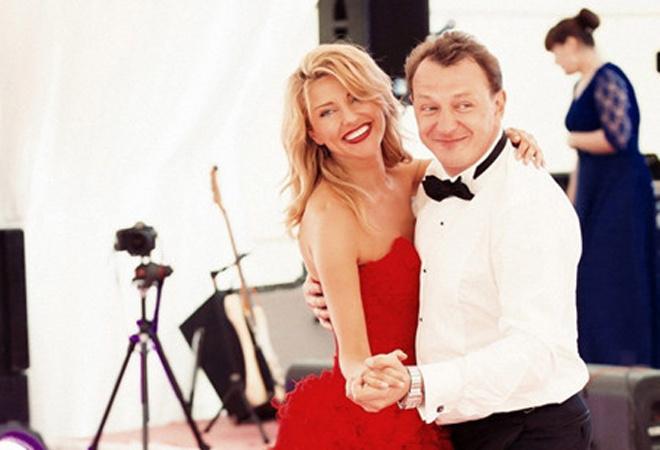 Марат Башаров и Екатерина Архарова: свадьба, фото