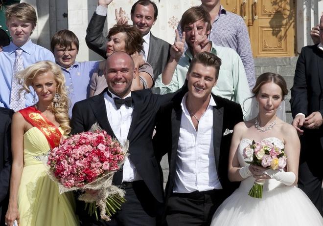 Свадьба алексей воробьев