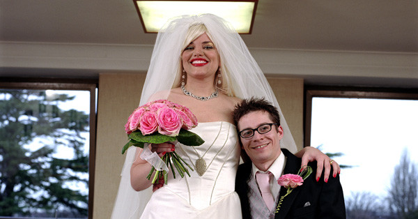 высокий муж и высокая жена что