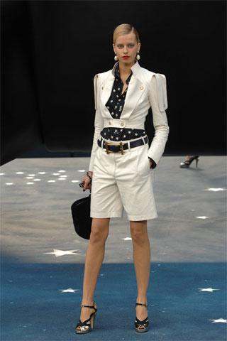 Chanel, весна-лето 2008