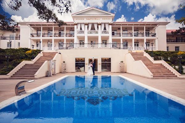 отель «Империал» Champagne SPA: романтическое путешествие