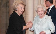 Елизавета II отпраздновала 60-летие своего правления