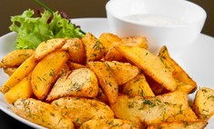 Картофель в аэрогриле, или Как новые технологии помогают хозяйкам