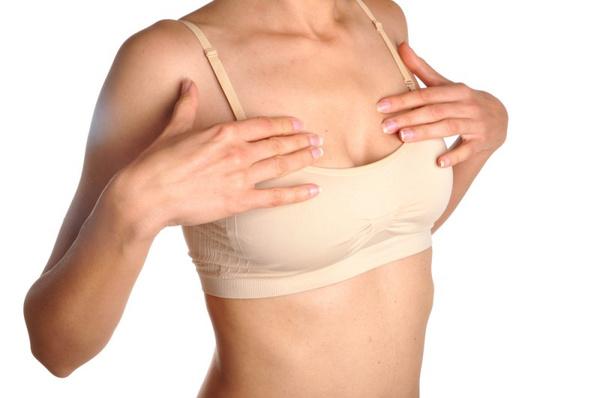 Сексуальный масаж жиночых грудей