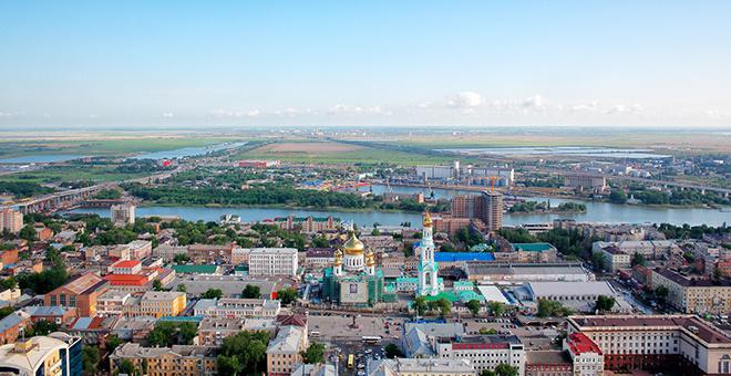 Фотограф покажет Ростов с высоты птичьего полета