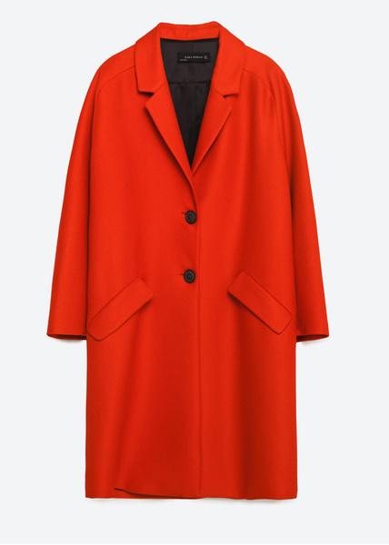 Пальто Zara, 8999 р.