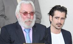 Актер Дональд Сазерленд удостоится звезды на аллее Славы