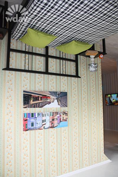 Перевернутый дом в Ростове: фото «Дом вверх дном»
