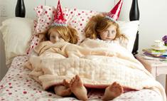 Пора по парам: комната для детей-погодков