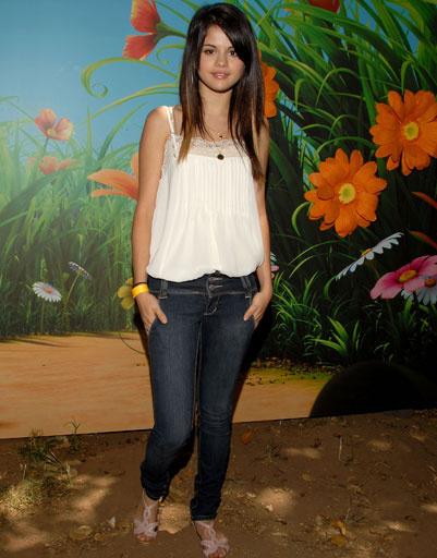 Селена Гомес (Selena Gomez), 2007 год