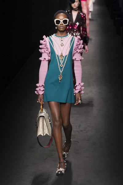 Самые красивые образы Недели моды в Милане | галерея [1] фото [18]