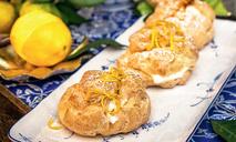 Лимонные эклеры от Юлии Высоцкой