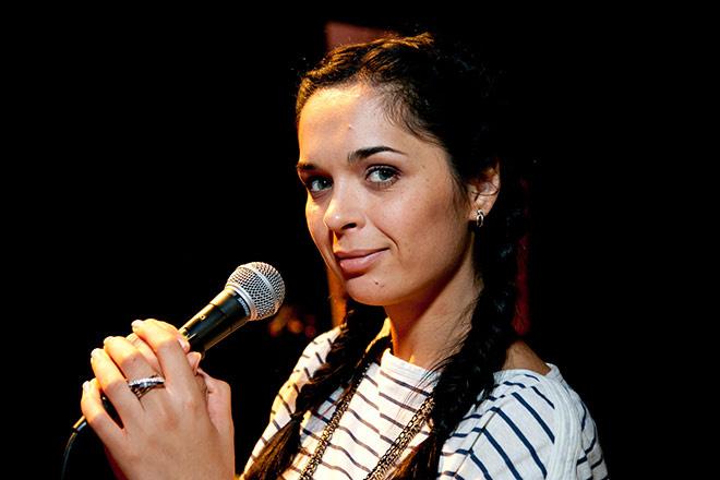 Юлия Ахмедова Stand Up на ТНТ: мужчины