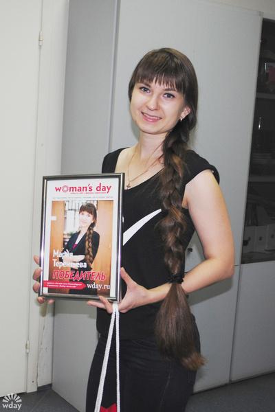 Самые длинные косы Новосибирска