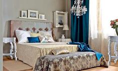 Как оформить спальню без лишних затрат