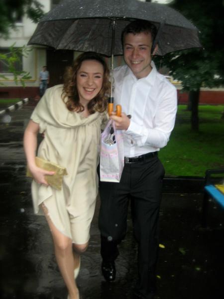 Тутта Ларсен и Валерий Колосков: фото