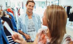 Муж и шопинг: 10 способов переубедить жмота