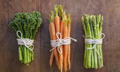 Сбалансированное вегетарианское питание: меню на неделю