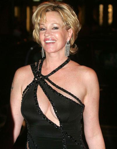 Мелани Гриффит (Melanie Griffith) на Каннском кинофестивале - 2004
