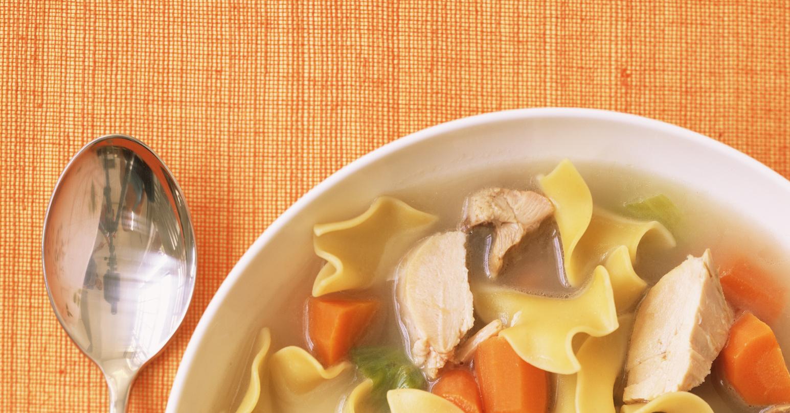 Как сделать вкусную домашнюю лапшу для супа