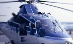 Дмитрий Медведев и Владимир Путин пересядут с автомобилей на вертолеты