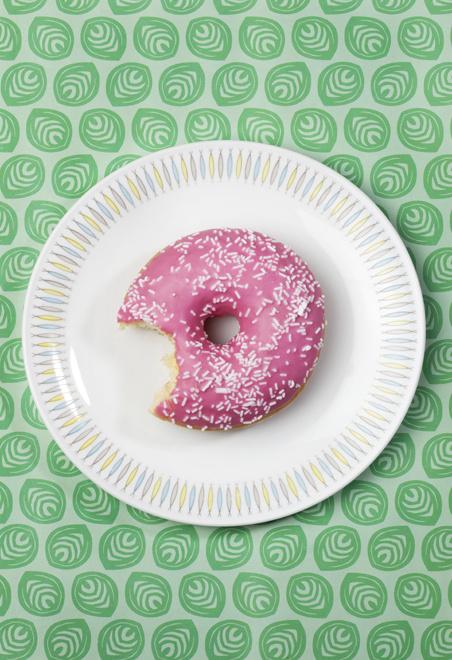 От жирного растет холестерин