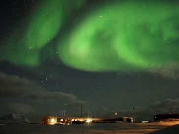 Финны создали искусственное северное сияние