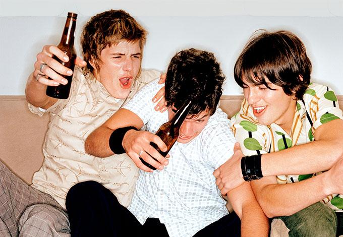 такой ткани что делать если подросток приходит пьяный знойную жару