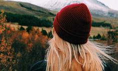 Звездный пример: 8 простых причесок под шапку