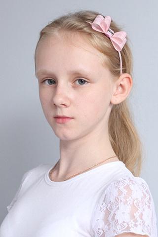 Оксана Первушина, «Топ модель по-детски-2016», фото