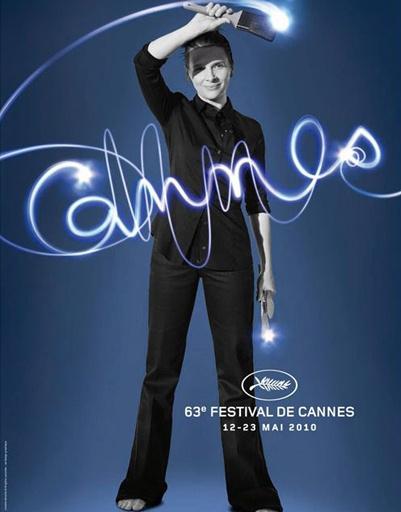 Постер Каннского фестиваля 2010 года
