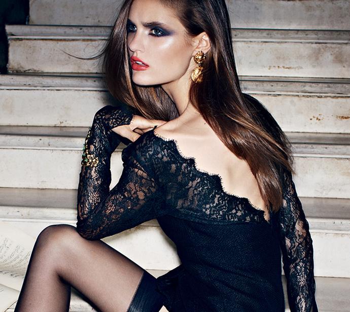 Новогодний макияж: 5 модных вариантов