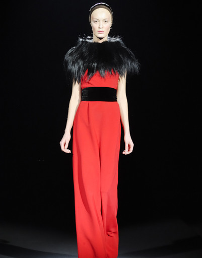 Mercedes-Benz Fashion Week Russia: TEGIN, осень-зима 2012/13