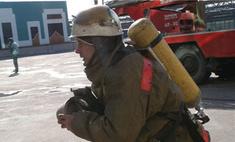 На пожаре в реставрационном центре имени Грабаря погибли люди и иконы