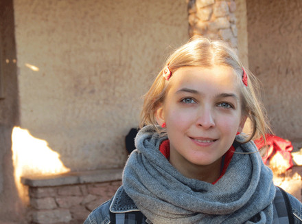 Ася Казанцева, биолог