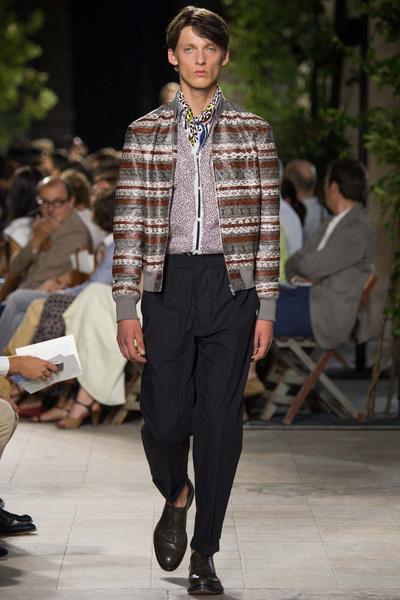 Неделя мужской моды в Париже: лучшие показы | галерея [8] фото [6]