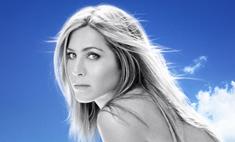 Дженнифер Энистон разделась для рекламы минеральной воды