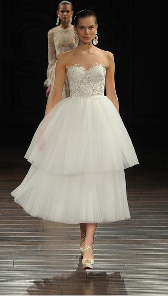 Лучшие коллекции Недели свадебной моды   галерея [5] фото [19]